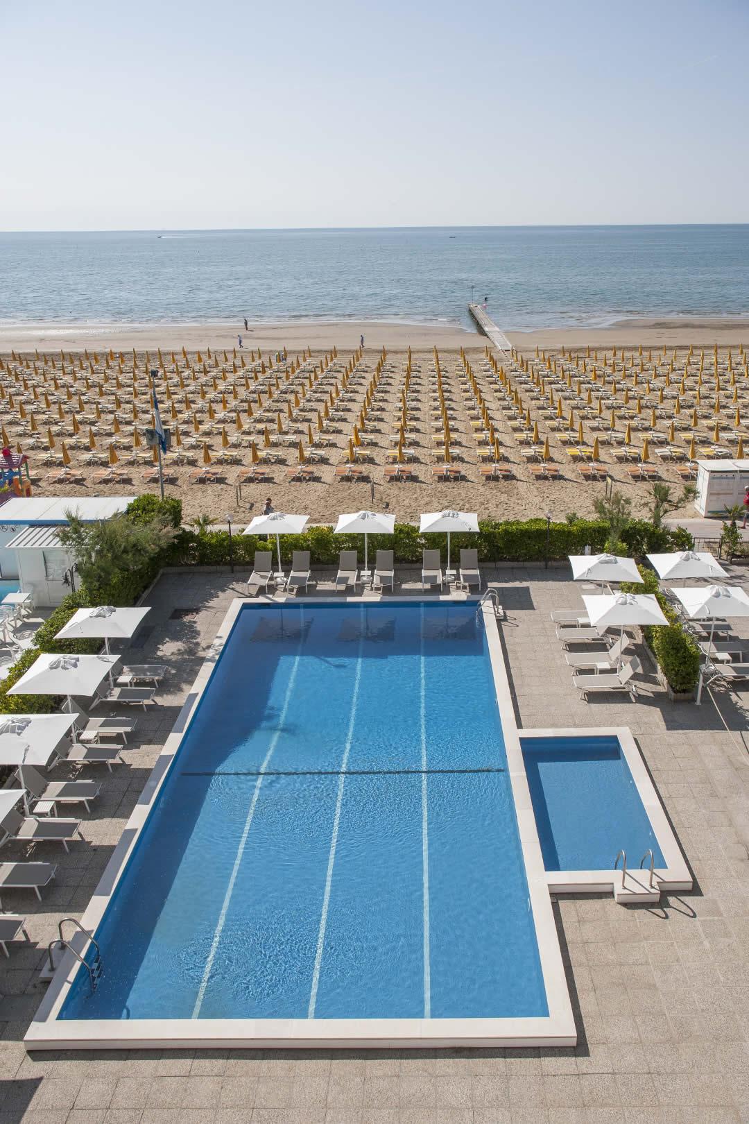 Hotel imperial palace jesolo hotel 3 stelle jesolo - Hotel con piscina jesolo ...