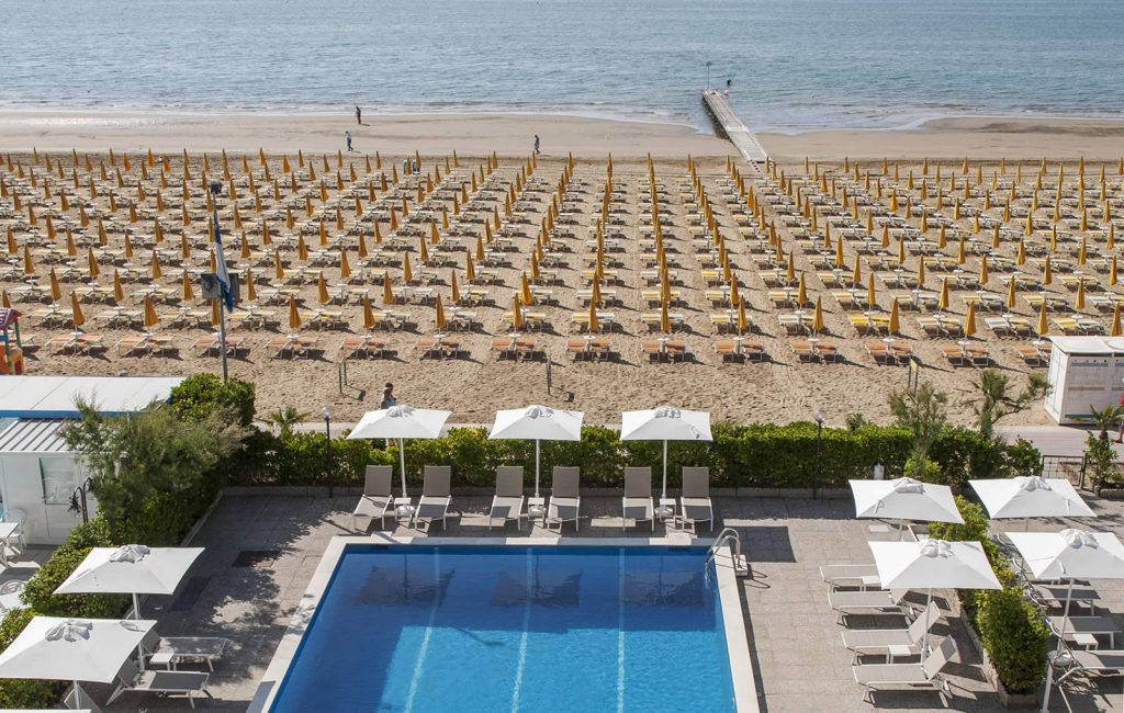 Hotel 3 Sterne Jesolo Hotel Imperial Palace